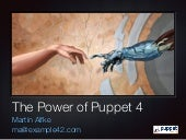 Power of Puppet 4