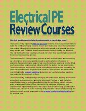 electrical engineering exam
