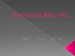 Diamonds Rihanna