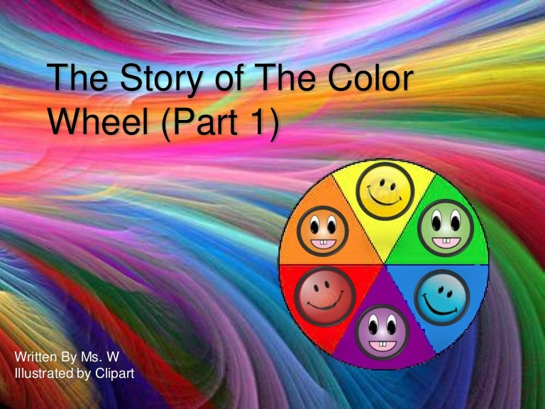 The Story Of Color Wheel