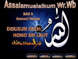 Power point agama islam