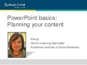 Power point basics content-1