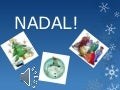 Power point de nadal 1er eso c-