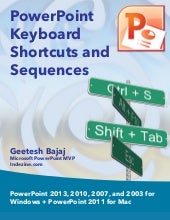 PowerPoint Keyboard Shortcuts and Sequences