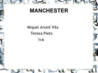 a que hora juega manchester united vs manchester city