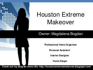 Professional Organizer Houston - Closet Organizer Houston