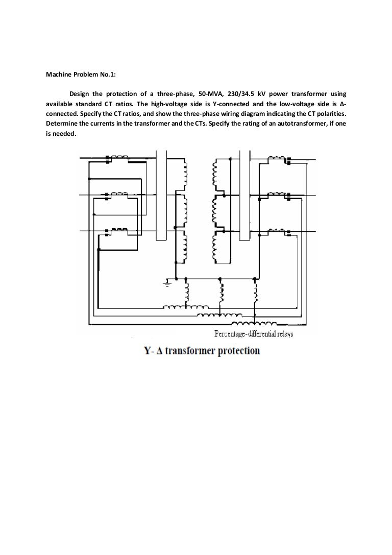 4 Ct Wiring Diagram