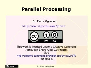 Parallel Processing | LinkedIn