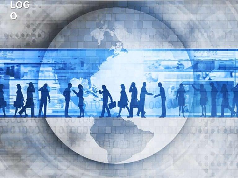 sociology  behavior of people free powerpoint templates