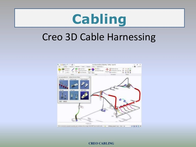 creo cabling solutionWiring Harness Design Software Free Turbotools Cable And Wire #17