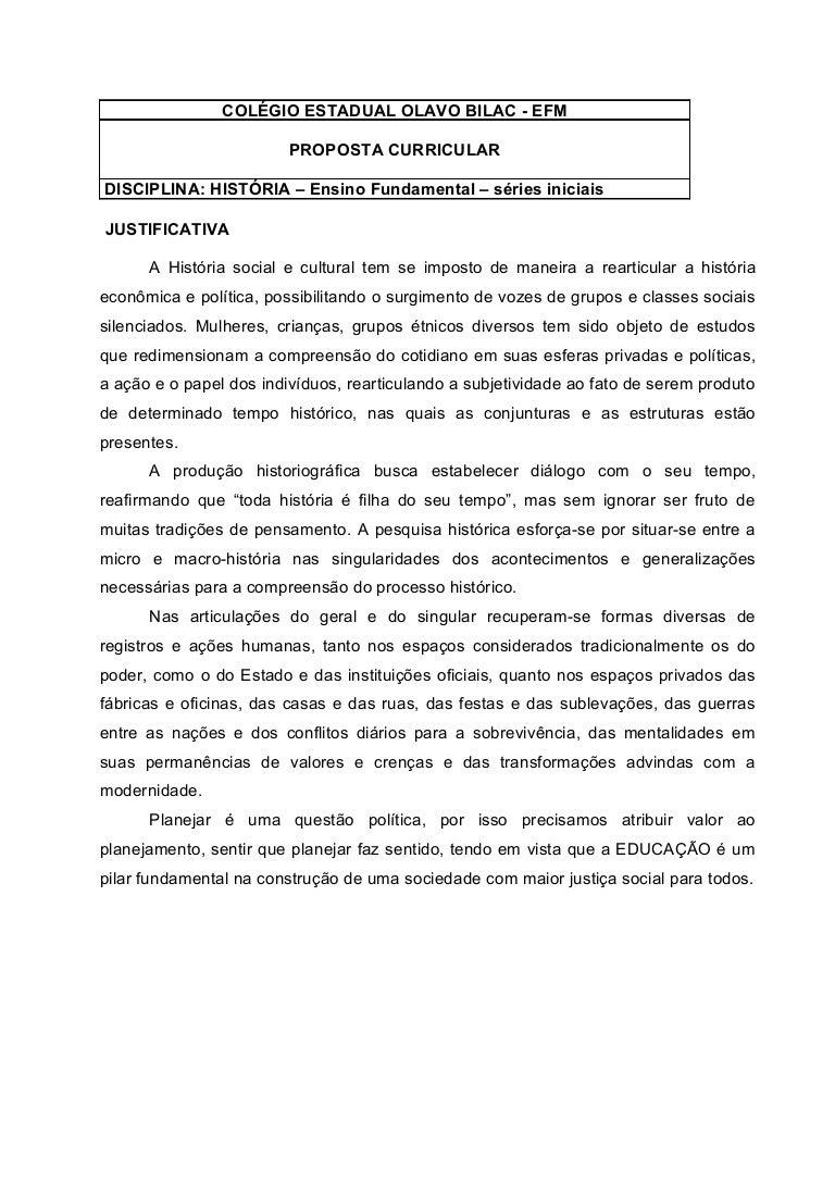 Super Projeto Pedagógico Curricular XB86
