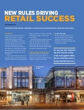 New Rules Driving Retail Success
