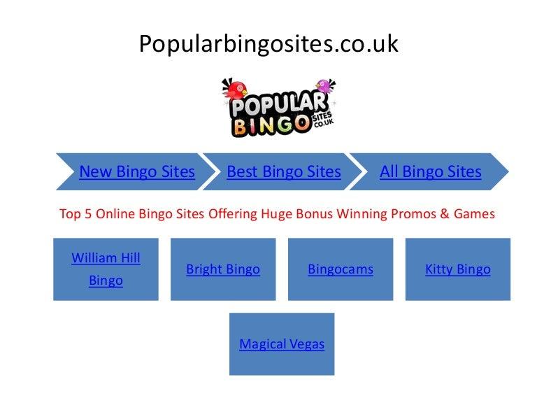 Bonus bingo sites