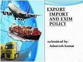 Ppt 03 import &export