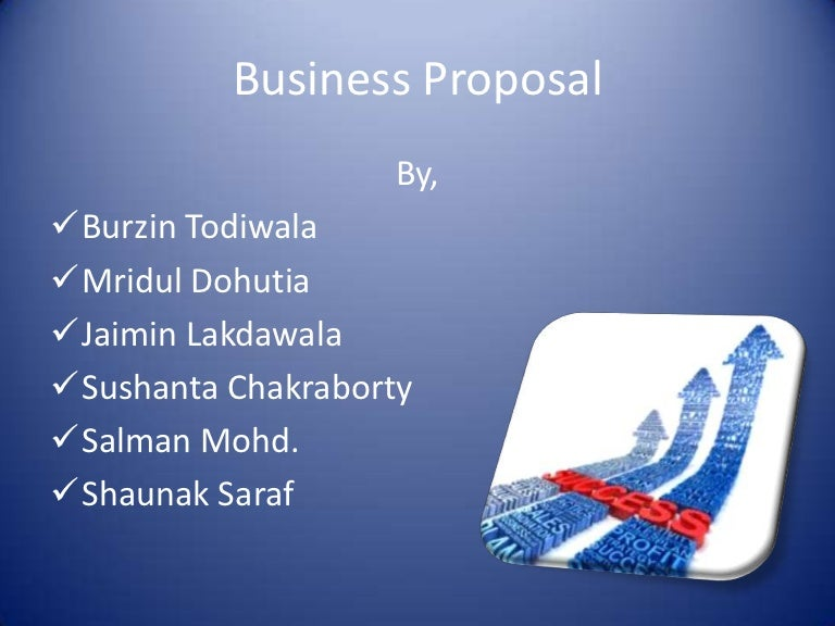 sample business plan presentation powerpoint