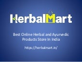 Herbal Mart – Best Online Herbal and Ayurvedic Products Store