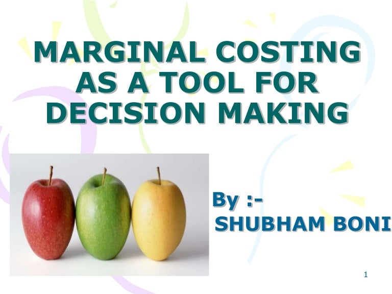 Welcome to the presentation on marginal costing ppt video online.