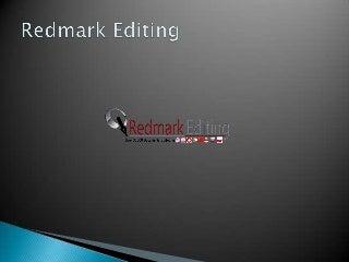 Online dissertation editing