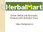 Buy Online Herbal and Ayurvedic Products at Effective Cost