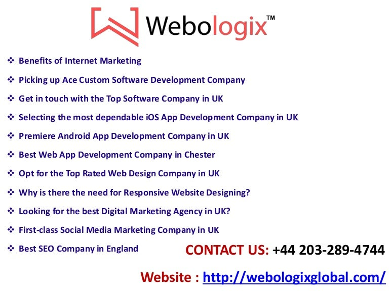 Opt For The Top Rated Web Design Company In Uk