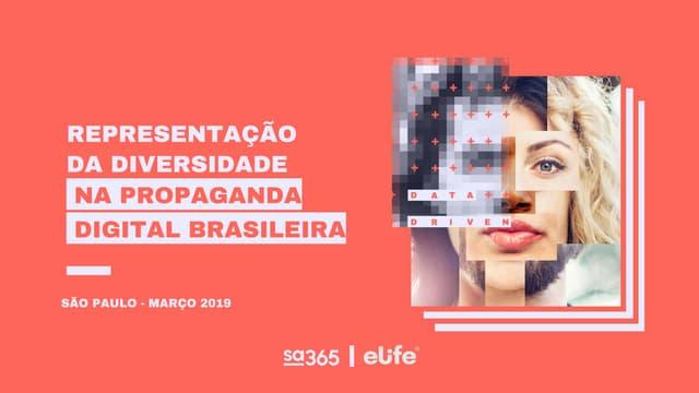 Representação da Diversidade na Propaganda Digital Brasileira