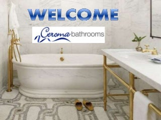 Bathroom Design, Repair And Installation In Norwich - Ceroma Bathrooms, UK