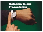 Presentation on Just in Time