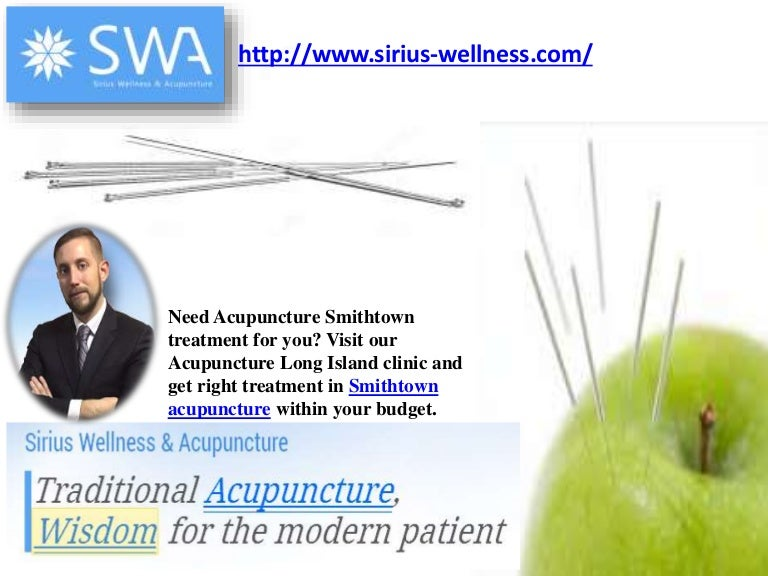 Acupuncture Long Island Ppt on january