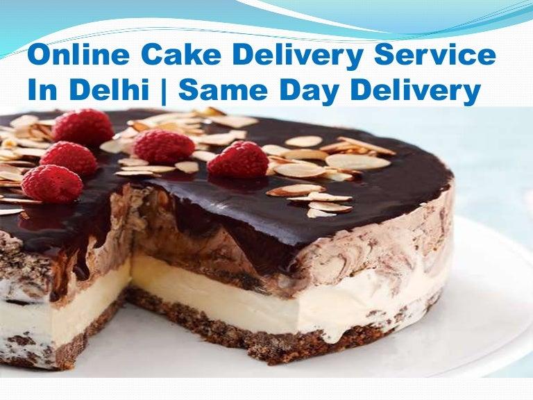 Online Cake Delivery Best Service In Delhi