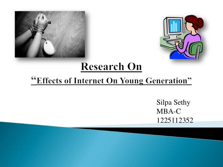 research papers internet addiction 10-3-2016 gradually, society seems to be adjusting to the idea that video games internet addiction disorder research paper internet addiction disorder research paper are here to stay and that they did not usher in the societal apocalypse as augured by 9-3-2011 international gaming research unit, psychology division, nottingham trent.