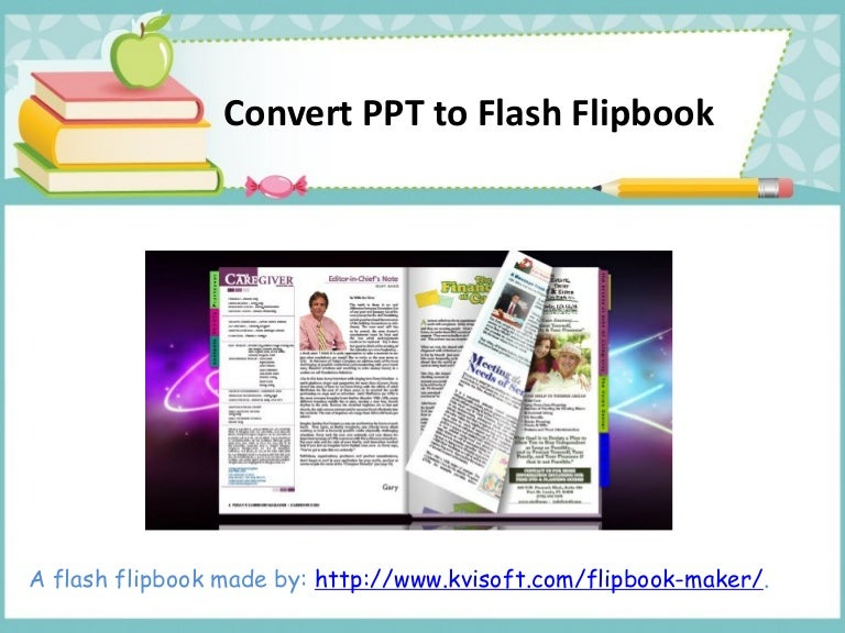 flash pages book turning animation