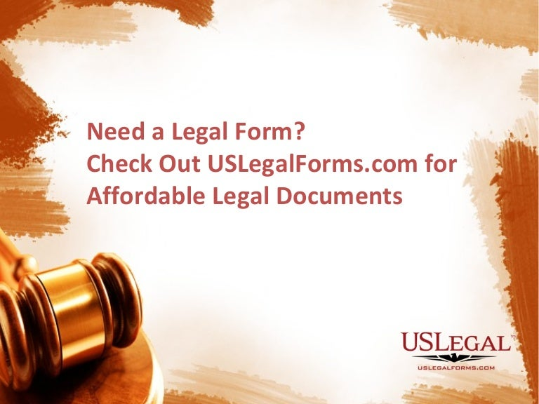 Need A Legal Form Check Out USLegalFormscom For Affordable Legal Do - Legal type documents