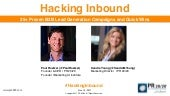Hacking Inbound: 25+ Proven B2B Lead Generation Campaigns and Quick Wins