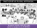Participative Rural Appraisal,Tools,Techniques  Requirements, Scope,Risks, by Br. Sarath Chamakalayil
