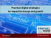 Practical digital strategies for impactful change and growth