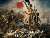 Practical guide for a revolution