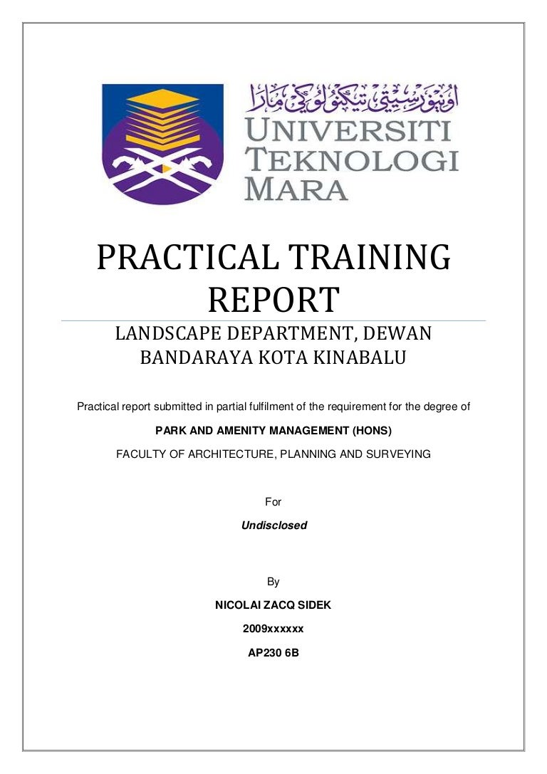 practical report The simple lab report  normally, the method is given out as part of the practical notes and very rarely would you be required to rewrite it, .