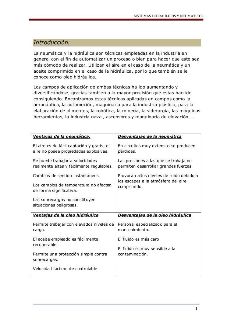 Circuito Neumatico Basico : Practicas neumatica basica