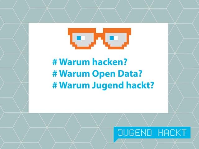 """Presentation """"Jugend hackt"""""""