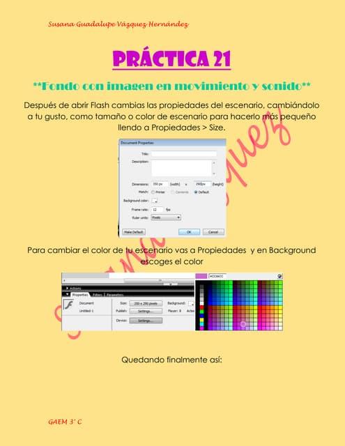Práctica 21