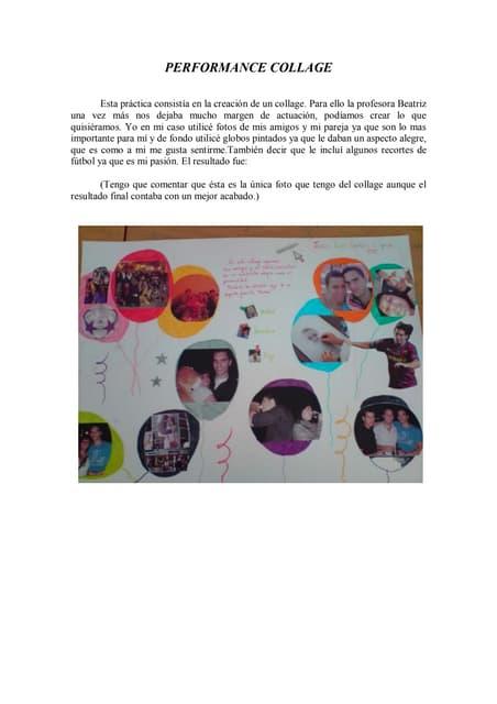 Práctiva 8.performance collage