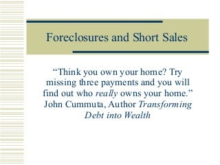 Help cant do my essay the growth of solid investments and solving the foreclosure crisis