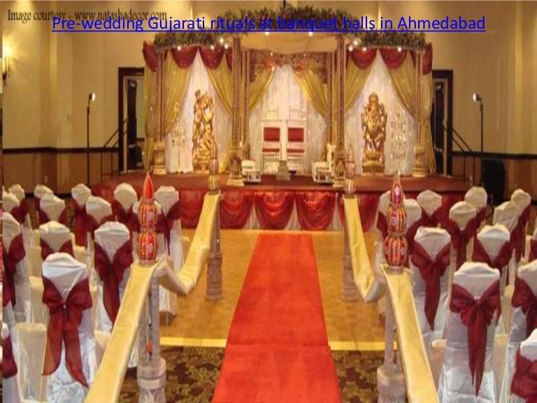 Pre wedding gujarati rituals at banquet halls in ahmedabad junglespirit Image collections
