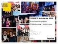 CIPR PRide Awards Scotland