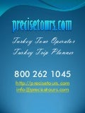 Precise Tours Turkey - Precisetours.com