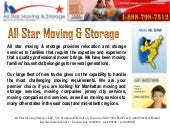 All star moving services llc reviews