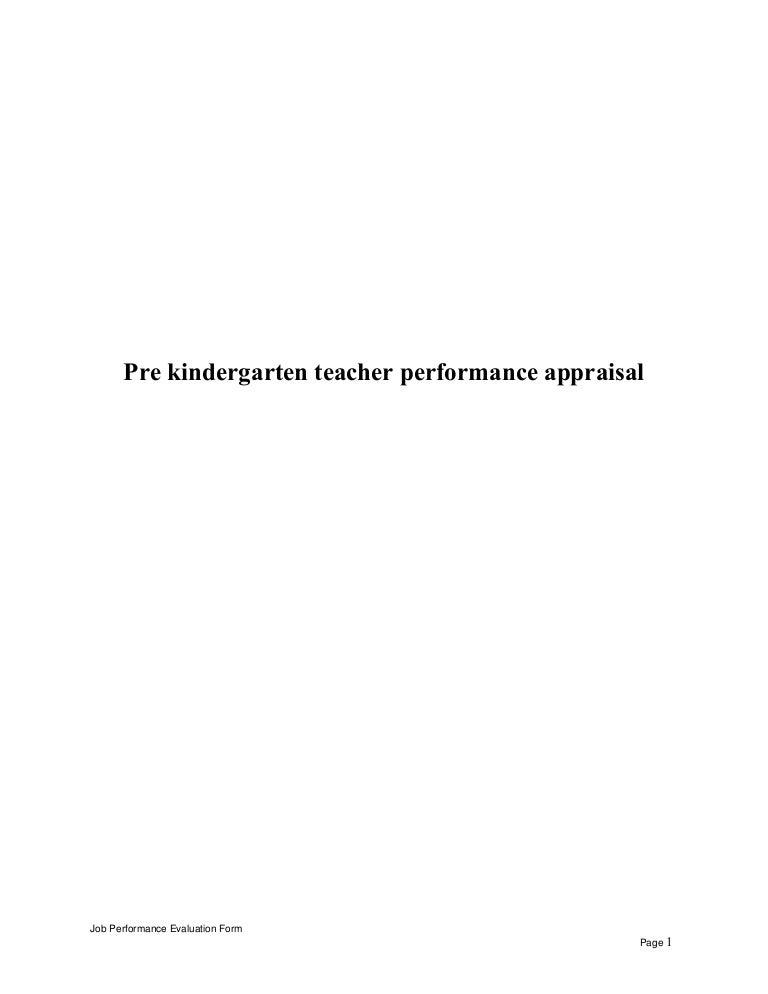 Prekindergartenteacherperformanceappraisal-150527094238-Lva1-App6892-Thumbnail-4.Jpg?Cb=1432719855