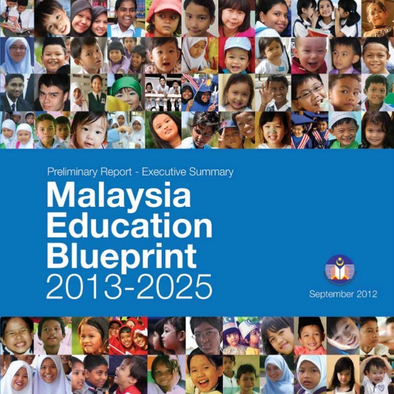 Malaysia education blueprint with 11 key shift towards 2025 malvernweather Gallery