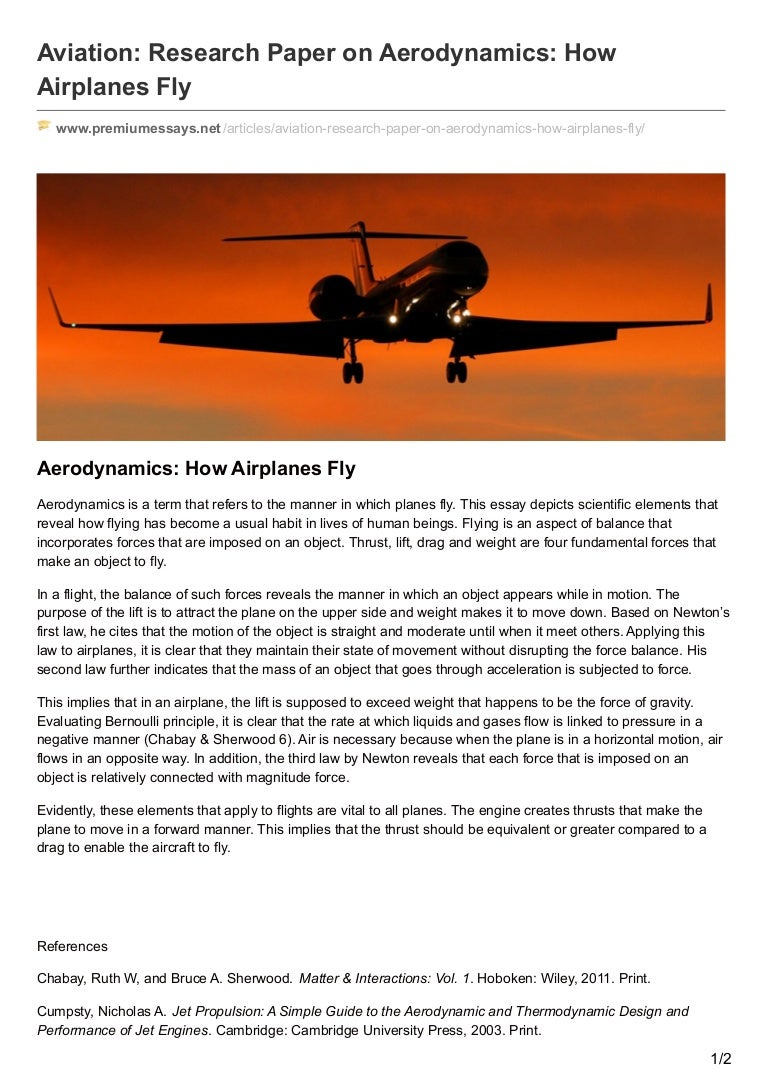 aviation essay topics Pick a topic and give your opinion about it a global mindset for commercial aviation's next century history quiz for fun aviation topics - expressing your opinion page tools.