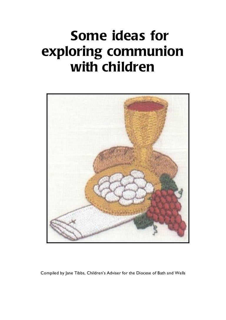 Preparing for Communion for Beginners 82